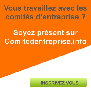 Inscription sur Comitedentreprise.info