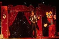 Spectacle de cirque pour enfants