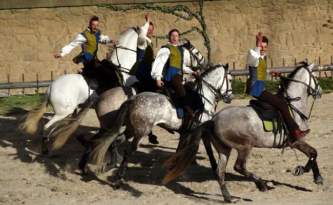 Sortie groupe au Puy du Fou