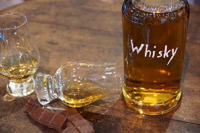 kit pour fabriquer son whisky
