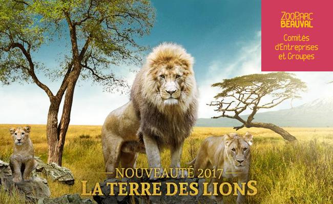 ZooParc de Beauval : Organiser une sortie groupe ou acheter de la billetterie C.E.