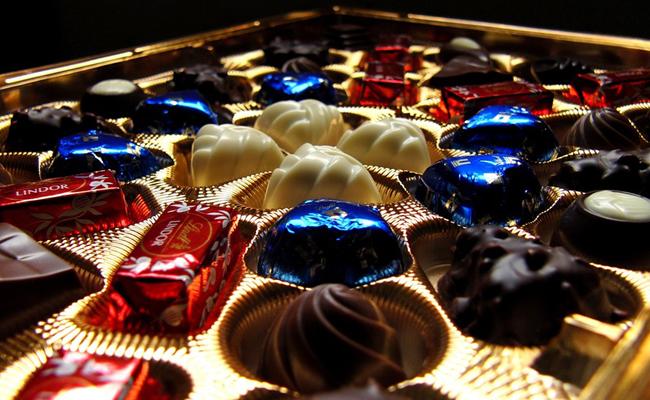 Chocolats, bonbons et friandises pour le CSE
