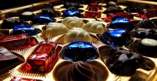 Chocolats, bonbons et friandises pour le comité d'entreprise