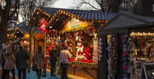Organiser un week-end sur un marché de Noël pour un CSE