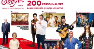 Musée Grévin Paris : billetterie et sortie groupe CSE