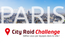 City Raid Challenge Paris