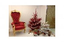 location de chandelier pour deco Noël