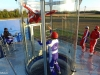 Billetterie C.E. pour un simulateur de chute libre