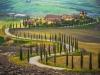 Week-end en Toscane et cours de cuisine pour C.E.
