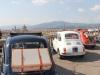 Sortie en Fiat 500 pour un week end C.E en Toscane