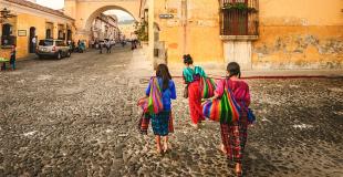 Amérique centrale - Guatemala en voyage de comité d'entreprise