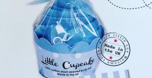 Cupcake Body Bluebird