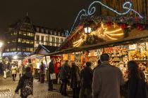Voyage Groupe Marché de Noël Strasbourg