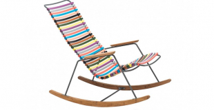 rocking chair multicolor