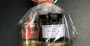 Panier festif 13.90€-Epicerie56-Bordeaux