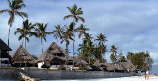 Plage Zanzibar