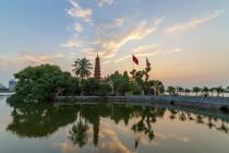 ruelles de Hanoi