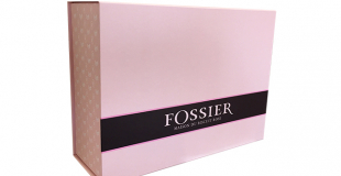 Coffret rose gourmand Fossier
