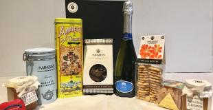 Coffret Mille et une Gourmandises en provenance d'Italie