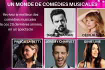 Un monde de comédies musicales