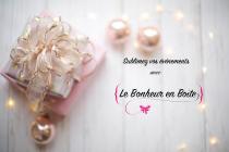 Événements CSE Noël Le Bonheur en Boîte