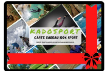 Carte Cadeau KADOSPORT