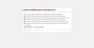 Mobile Parc Aventure